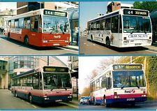 4 Bus Photos - First Midland Red - Dennis Lances: Birmingham Redditch Worcester