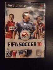 FIFA Soccer 10 (Sony Playstation 2)