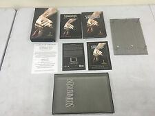 SCHINDLER'S LIST Rare DVD Box Set Spielberg Plexiglas Casing