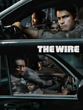 "035 The Wire - Crime Drama TV Series Season Shows 24""x32"" Poster"