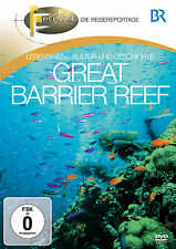 DVD Great Barrera Reef de Br Fernweh Forma de vida, Cultura & Historia
