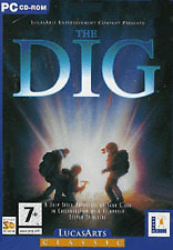 THE DIG - FANTASTIC PC GAME - NEW AND SEALED