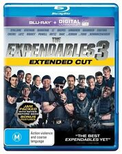 The Expendables 3 (Blu-ray, 2014)