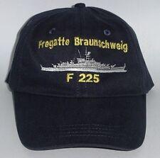 Marine Basecap Mütze Fregatte Braunschweig F225 Kl. 120 .........B3197