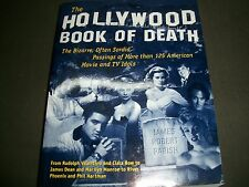 2002 THE HOLLYWOOD BOOK OF DEATH BY JAMES ROBERT PARISH - KD 3134