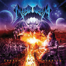 MEGAHERA Condemned to insanity CD speed metal