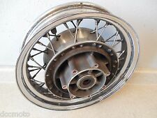 02 Kawasaki Vulcan Classic  VN1500E BACK / REAR SPOKE WHEEL RIM 16X3.5