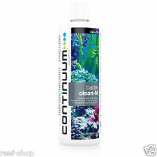 Continuum Aquatics Bacter Clean•M 250 ml 8.5 oz Reef Cleaning Bacteria Culture