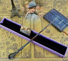 NEW Harry Potter Characters Fleur Delacour Magical Wand in Box Cosplay Use