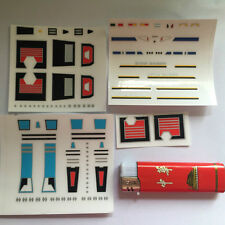 Eness detail decals for Transformers  MP24 Starsaber