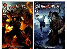 Bushido: The Way of the Warrior #1-5 (2013) Top Cow VF/NM to NM