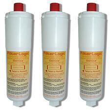 3 x Compatible Damixa Aquaflow AF517 (TM) Cartucho Filtro Agua