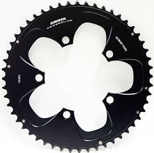 SRAM Red ('08-'12) 52T + 36T Chainrings Set, BCD 110mm, 2 x 10 Speed, New In Box