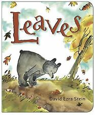 Leaves by David Ezra Stein (2010, Board Book)