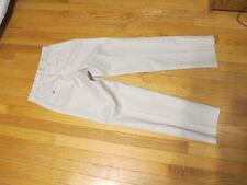 Dockers  Khaki D2 Flat Front Men's dress Pants tan W 29 X L 30