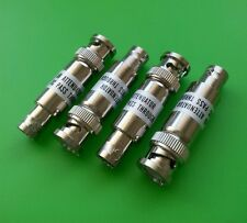(Lot of 4) 3db(2pcs),  6db(2pcs) BNC Attenuator Pads 50 Ohm