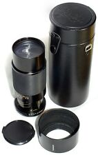 TAMRON ADAPTALL 2 80-210mm F3.8-4 CF TELE-MACRO ZOOM LENS (no mount)
