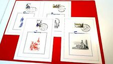 FDC - 1947-1950 - Toeristische uitgave/Tourisme