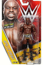 WWE Basic Series 64_APOLLO CREWS 6 inch action figure_First Time in the Line_MIP