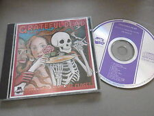GRATEFUL DEAD BEST OF SKELETONS FROM THE CLOSET CD ALBUM 11 TRACKS THUNDERBOLT