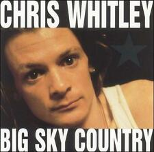 Chris Whitley Big Sky Country CD New