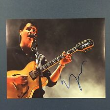 Ezra Koenig Signed 8x10 Photo Vampire Weekend Lead Singer Rare Authentic!!!