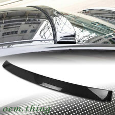 Carbon BMW E90 Saloon A Type Rear Roof Spoiler 320i 335i 325d 3-Series 2011