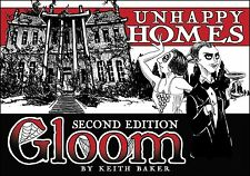 Gloom The Card Game: 'Unhappy Homes' Expansion #1 (2nd Edition)