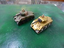 Matchbox Battle Kings #K-101 Sherman Tank x 2