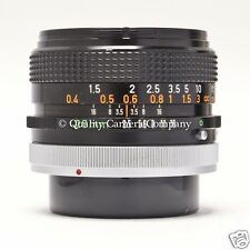 Canon FD 28mm f/3.5 S.C. - M/F WIDE ANGLE GREAT OPTICS GREAT COSMETICS EXCELLENT