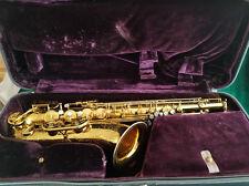 Saxophone, Selmer, Paris, 1969, MK IV Tenor Sax