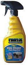 RainX 2in1 Glasreiniger Scheibenreiniger Scheibenversiegelung Regenabweiser 0,5L