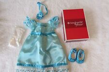American Girl Doll Caroline Party Gown~NEW~NIB~Free Shipping~NO DOLL