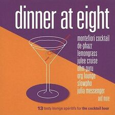 Dinner at Eight [Water Music] by Various Artists (CD, Apr-2003, Water Music...
