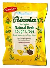 Ricola Cough Drops, Natural Herb , 21 Drops