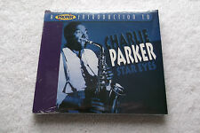 CHARLIE PARKER - Star Eyes - CD New NOS Sealed - 2005 - Jazz - 25 tracks