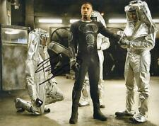 MICHAEL B JORDAN SIGNED 11x14 PHOTO FANTASTIC FOUR In Person Autograph COA