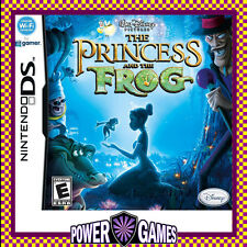 Disney The Princess and the Frog (Nintendo NDS DS lite Dsi XL) Brand New