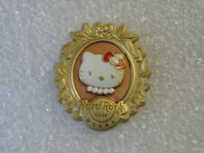 OSAKA,Hard Rock Cafe Pin,HELLO KITTY,CAMEO SERIES,LE