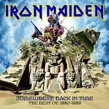 Iron Maiden - Somewhere Back in Time [New CD]