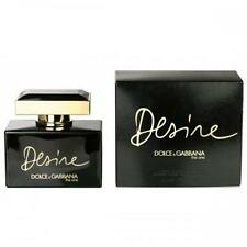 THE ONE DESIRE Dolce & Gabbana edp perfume 2.5 oz NEW IN BOX NO CELLOPHANE