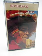 Cassette tape Intillaqta Peru Indian Music from The Andes - Stereo Inka Folklore