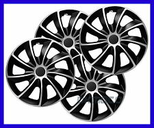 "16"" Vauxhall Vivaro Astra Meriva WHEEL TRIMS COVERS HUB CAPS SET OF 4 x16''"