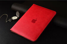 Luxury Slim Leather Tablet Folio Case Cover For iPad 2/3/4/Air/mini 1/2/3/4 Pro