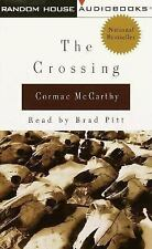 Cormac McCarthy THE CROSSING Audiobook 2-Cassette Tape Set READ BY BRAD PITT