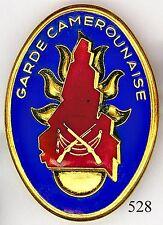 528 - GARDE CAMEROUNAISE