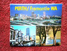 PERTH / FREMANTLE  WESTERN AUSTRALIA    UNUSED  VIEW  FOLDER  [352]