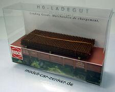 Busch 1682 Ladegut Stahlmatten  H0
