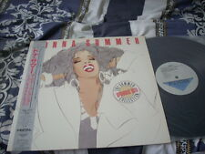 a941981  Donna Summer Japan LP The Summer Greatest Hits Collection