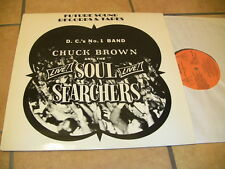 2/1L Chuck Brown and the Soul Searchers - Go Go Swing - Here We Go Again ....